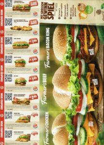 Burger king gutscheine pdf dezember 2019